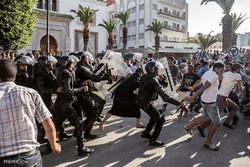 مراکش میں عوامی مظاہرے اور تشدد