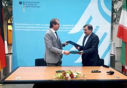 Iran-Germany transport ties