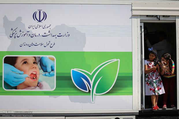 اعزام ۸۰ کلینیک سیار دندانپزشکی به مناطق محروم