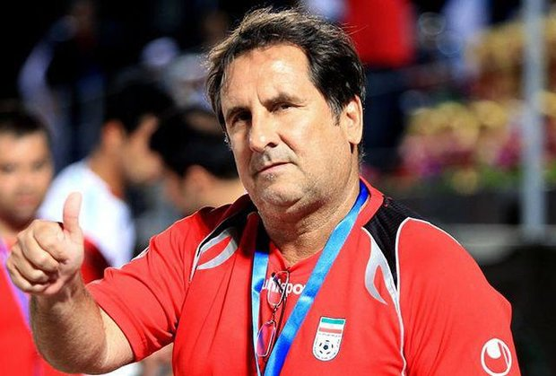 Marco Octavio parts company with Iran beach soccer team
