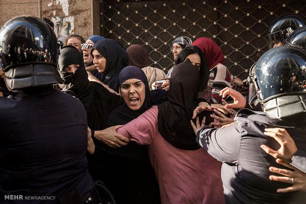 مراکش میں امدادی خوراک کی تقسیم کے دوران 18 افراد ہلاک