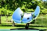 کباب پز خورشیدی ساخته شد