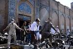 افزایش شمار قربانیان انفجار مسجد ننگرهار افغانستان