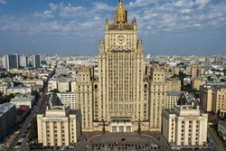 الخارجية الروسية: العقوبات الأمريكية ضد الحرس الثوري الإيراني غير قانونية