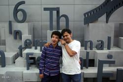 آیین افتتاح رسمی فیلم سینمایی «بیست و یک روز بعد»