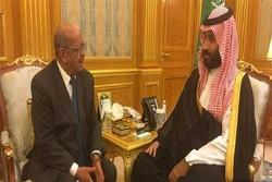وزیر خارجه الجزایر و محمد بن سلمان