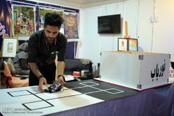 نمایشگاه دستاوردهای پژوهش و فناوری دانشگاه جامع علمی کاربردی