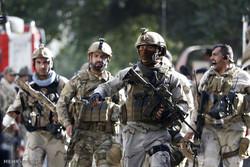حمله داعش به سفارت عراق در کابل