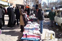رفع سد معبر دستفروشان بیشترین مطالبه مردم از شهرداری