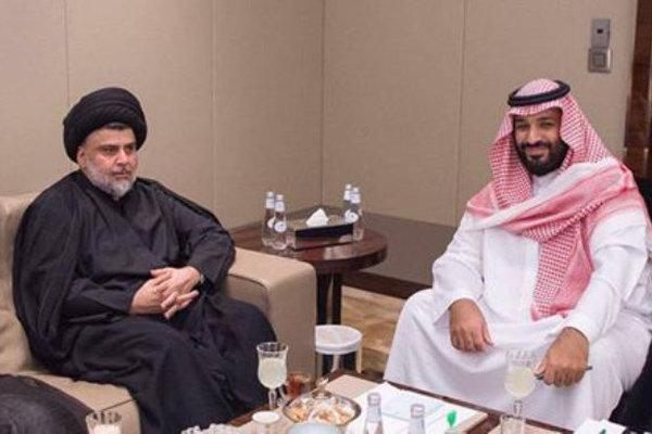 مقتدى الصدر يكشف نتائج زيارته للسعودية ولقائه بن سلمان
