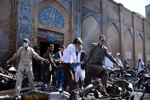 افغانستان میں بم دھماکے سے 5 افراد ہلاک