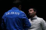 اولین مدال جهانی تاریخ شمشیربازی ایران/ مجتبی عابدینی ماندگار شد