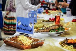 İran'da Deniz Ürünleri Pişirme Festivali