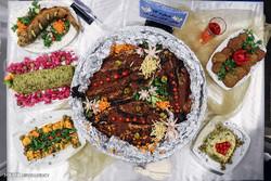 نخستین جشنواره عرضه و طبخ غذاهای دریایی در انزلی