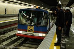 بازدید اهالی رسانه از مراحل پایانی خط شش مترو