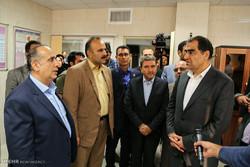 سفر سید حسن قاضی زاده هاشمی وزیر بهداشت به زنجان