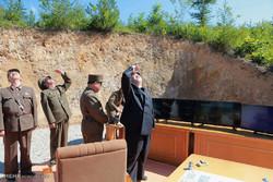 پیشرفت های برنامه موشکی کره شمالی