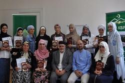 دورة تعليمية لدعم وتربية النساء المسلمات في روسيا