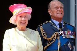 پرنس فیلیپ و ملکه الیزابت