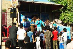 اجرا برنامه های ادبی هنری میلاد امام رضا در ۱۵ روستای استان تهران
