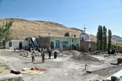 فعالیت اردوهای جهادی در روستاهای استان زنجان