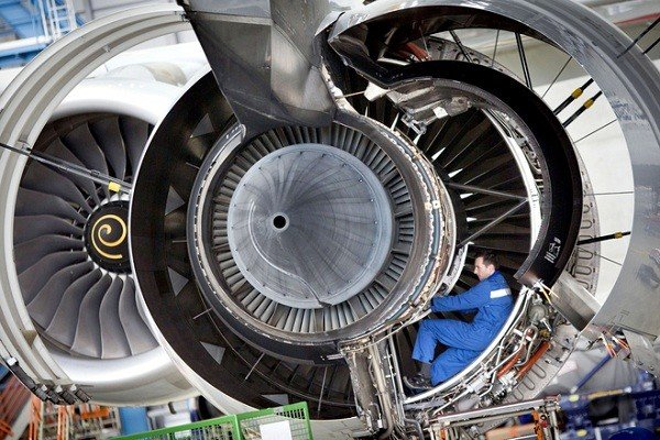 مپنا وارد حوزه تعمیر و نگهداری موتور هواپیما شد