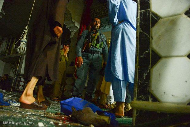 حمله به مسجد شیعیان در هرات
