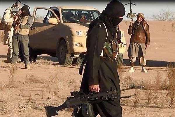 مقتل 45 ارهابيا من داعش وتدمير ستة عجلات جنوب كبيسة