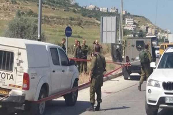 یورش نظامیان و شهرک نشینان صهیونیست به کرانه باختری