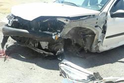 تصادف در آزادراه پل زال - خرمآباد/ اورژانس هوایی اعزام شد