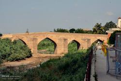 İran'da 800 yıllık Akkale Köprüsü restore ediliyor