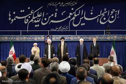 مراسم تنفیذ حکم دوازدهمین دورهی ریاست جمهوری اسلامی ایران