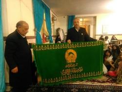 خادمان رضوی در کرمانشاه