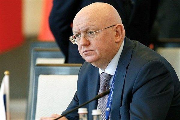 واسیلی نبنزیا سفیر روسیه در سازمان ملل