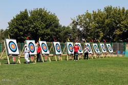 مرحله سوم رنکینگ کشوری مسابقات تیراندازی با کمان