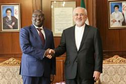 Zarif discusses with officials of Zimbabwe, Ghana, Ecuador