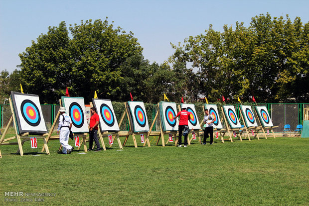 Iranian archer books berth in 2018 Youth Olympics