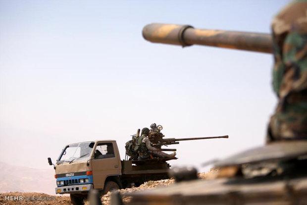 الجيش السوري يسقط 5 طائرات مسيرة مفخخة بريف حماة