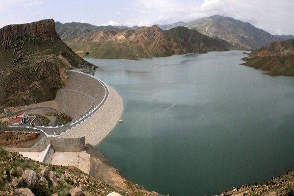 مدیرعامل شرکت آب منطقهای استان زنجان خبر داد: ذخیرهسازی بیش از 16 میلیمترمکعب آب در پشت سد کینهورس ابهر