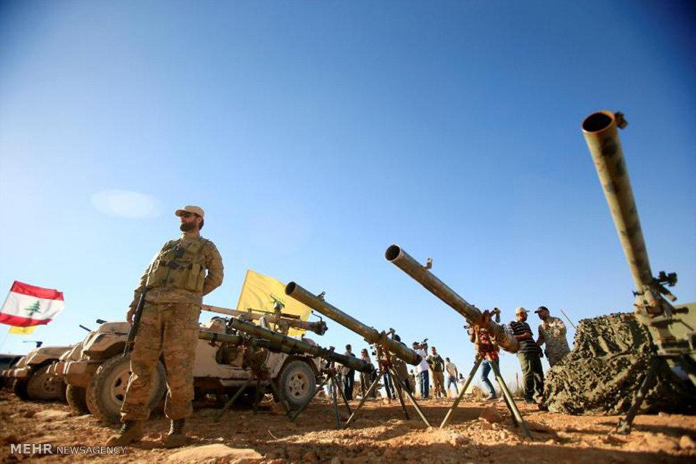 عملیات مشترک حزب الله با ارتش سوریه