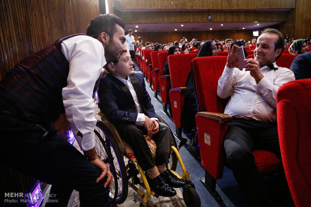 جشن افتتاح شبکه امید