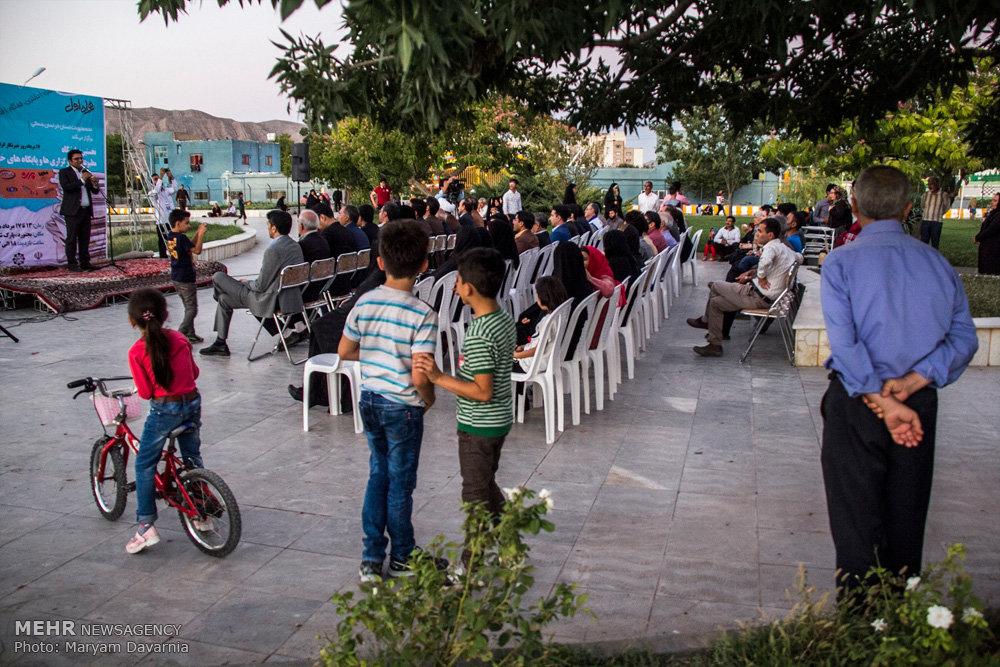 افتتاح نمایشگاه مطبوعات و رسانه های استان خراسان شمالی