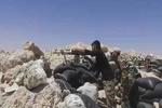 پیشروی های ارتش سوریه و متحدانش در غرب دیرالزور