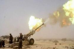 حملات توپخانهای گسترده رژیم سعودی به «الحدیده» یمن