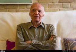 Writer Najaf Daryabandari in an undated photo (ISNA/Mehdi Qasemi)