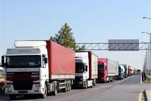 ۵۷ شرکت متخلف حمل کالا و مسافر در کرمانشاه جریمه شدند
