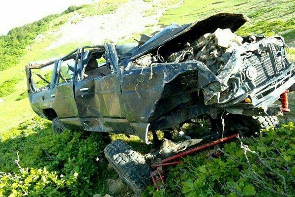 جنوبی افریقہ میں ٹریفک حادثے میں 19 افراد ہلاک