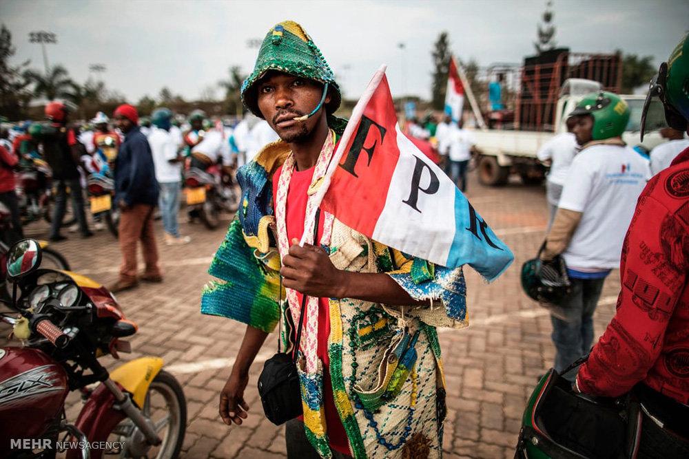انتخابات ریاست جمهوری در رواندا