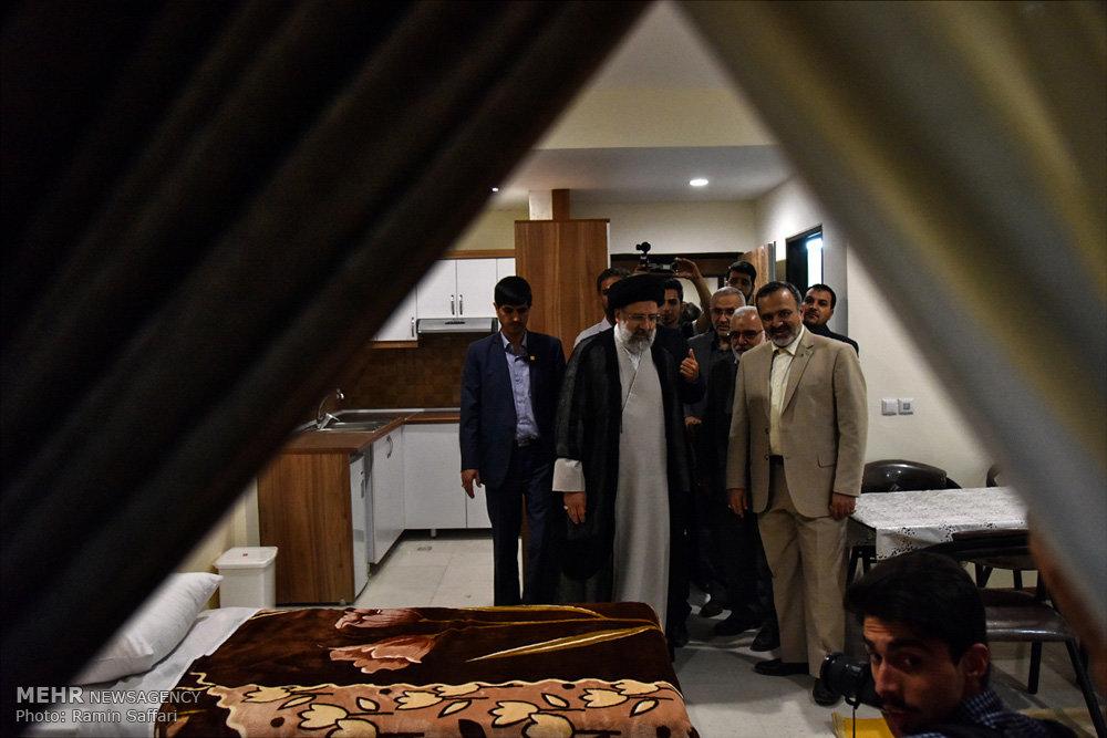 افتتاح فاز نخست زائرشهر رضوی در روز میلاد حضرت رضا(ع)