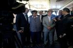 دیدار آخوندی با وزیر حمل و نقل هند